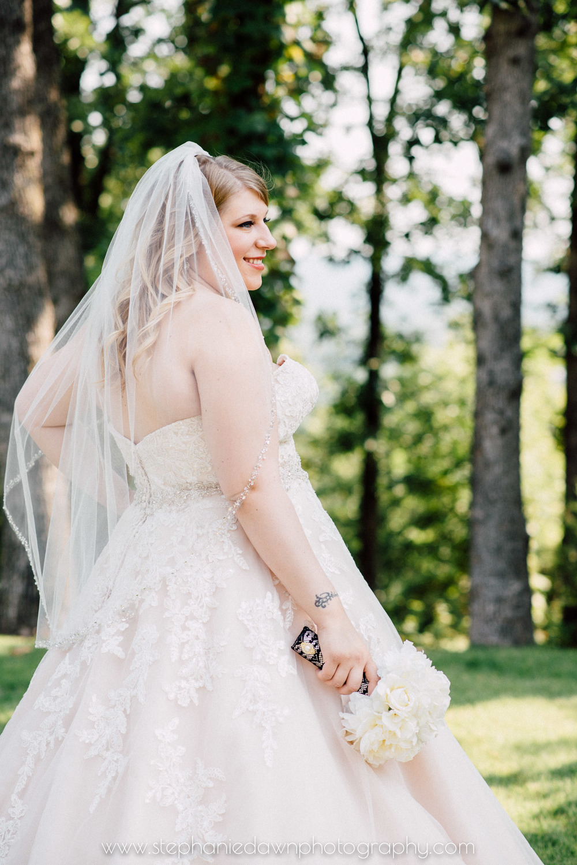 oklahoma bridal photos