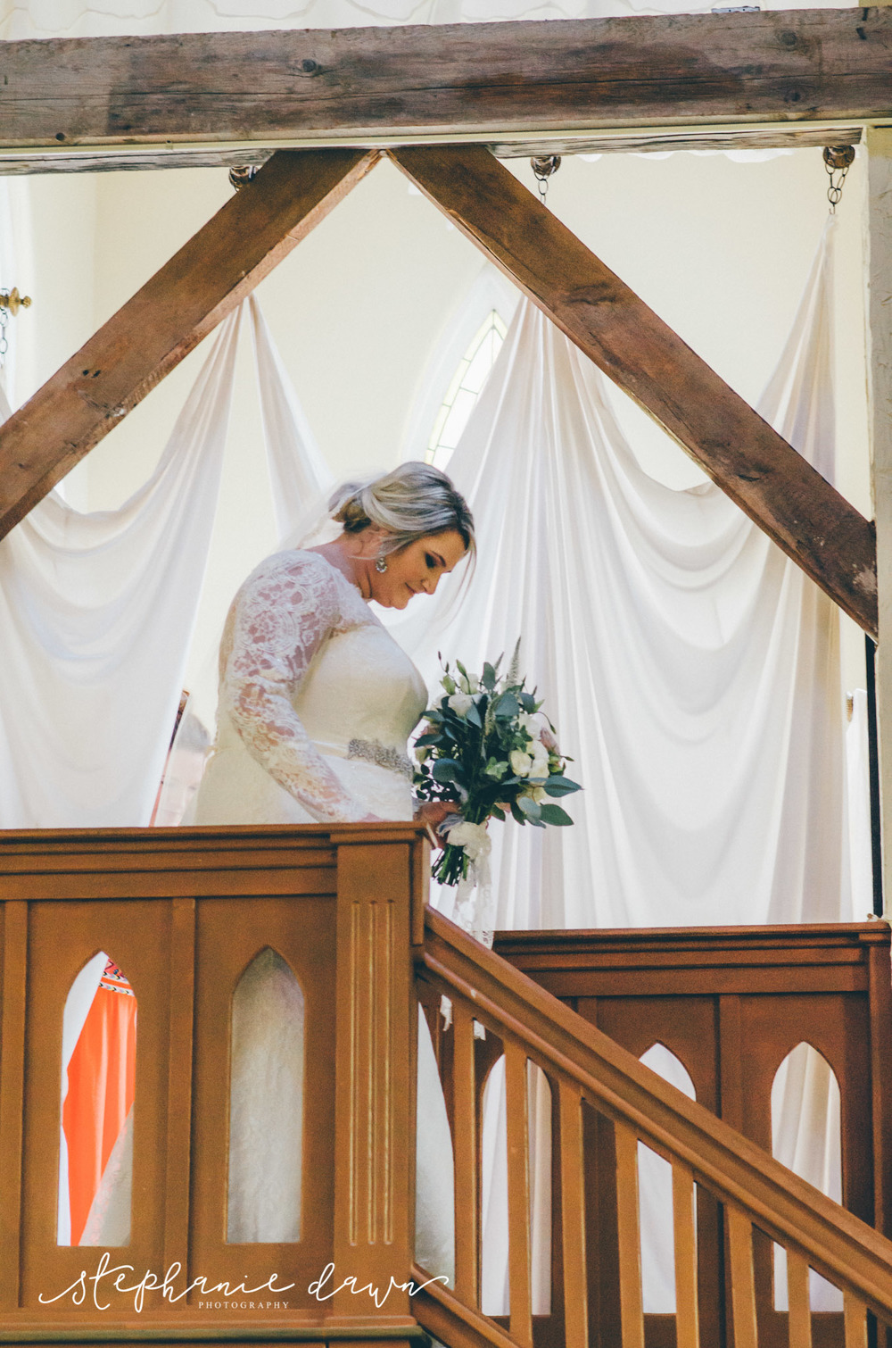 Old Trinity of Paseo | An Intimate Wedding