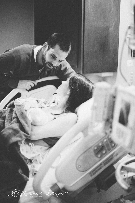 Oklahoma Birth Photography