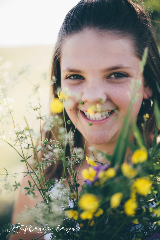In Fields of Wildflowers
