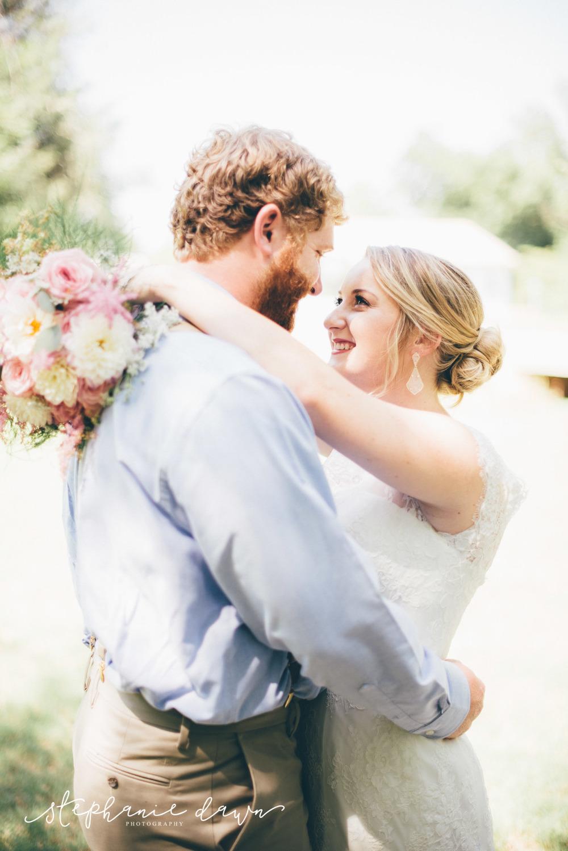 Classic Oklahoma Wedding