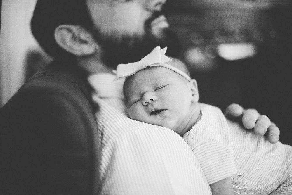 Uptown OKC Newborn Photos