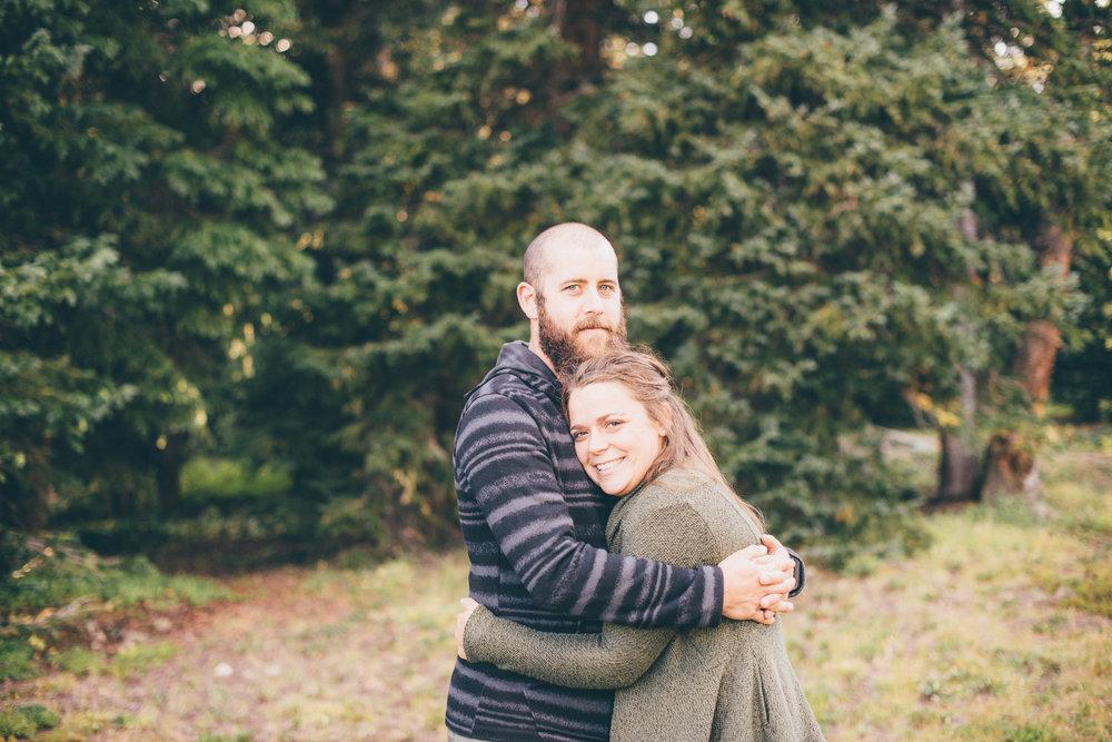 Breckenridge Engagement Photos