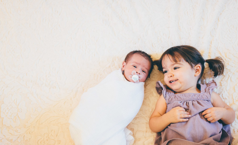 Newborns at Home | Oklahoma Lifestyle Photographer
