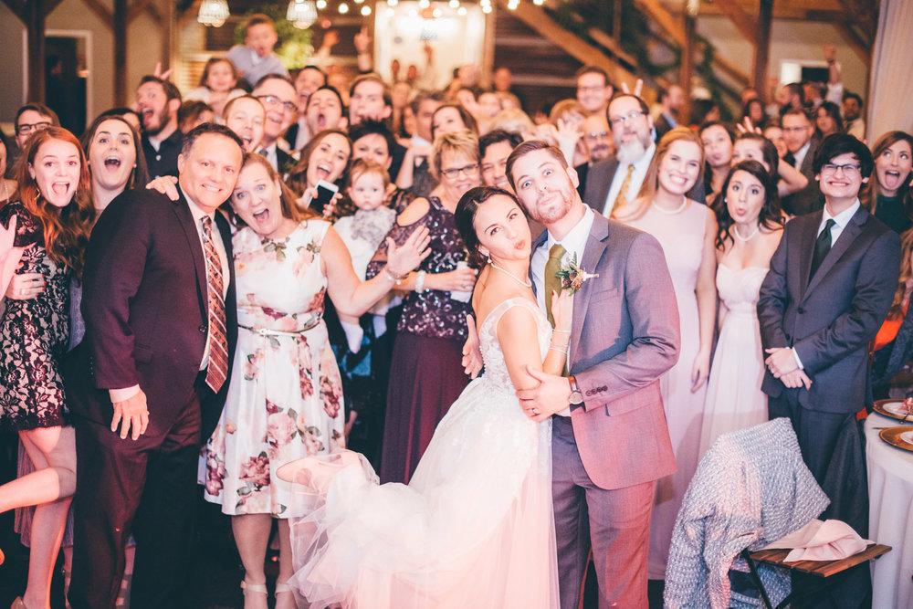 Rosemary Ridge Oklahoma Winter Wedding