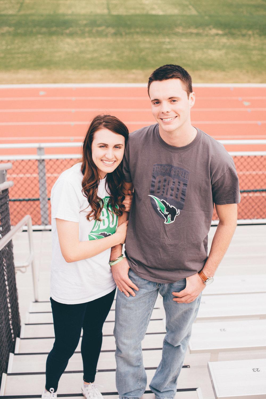 Oklahoma Baptist University Track Athletes
