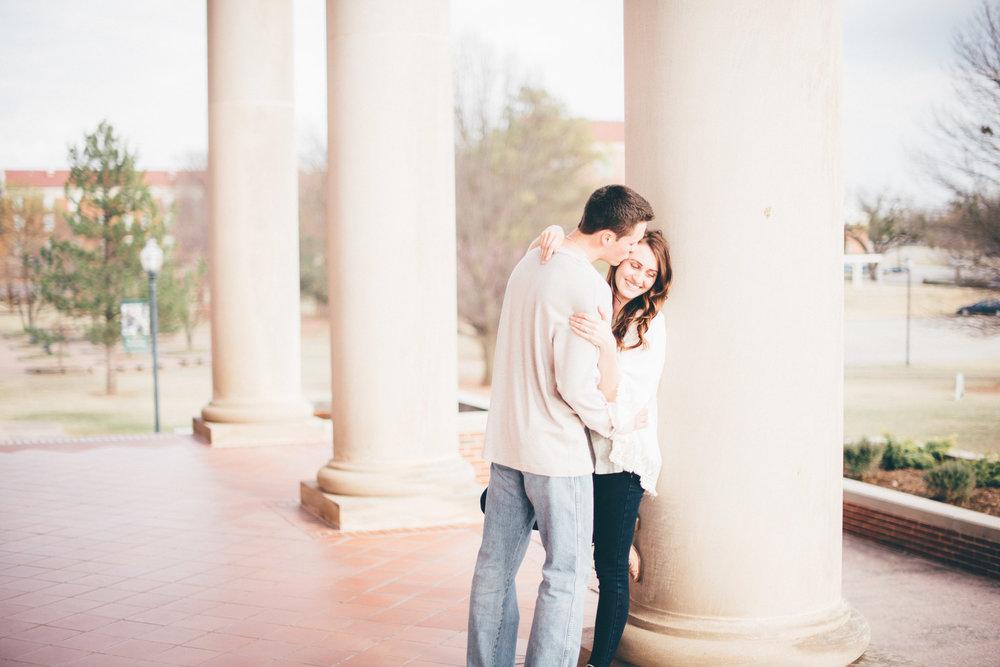 Oklahoma Baptist University College Sweethearts