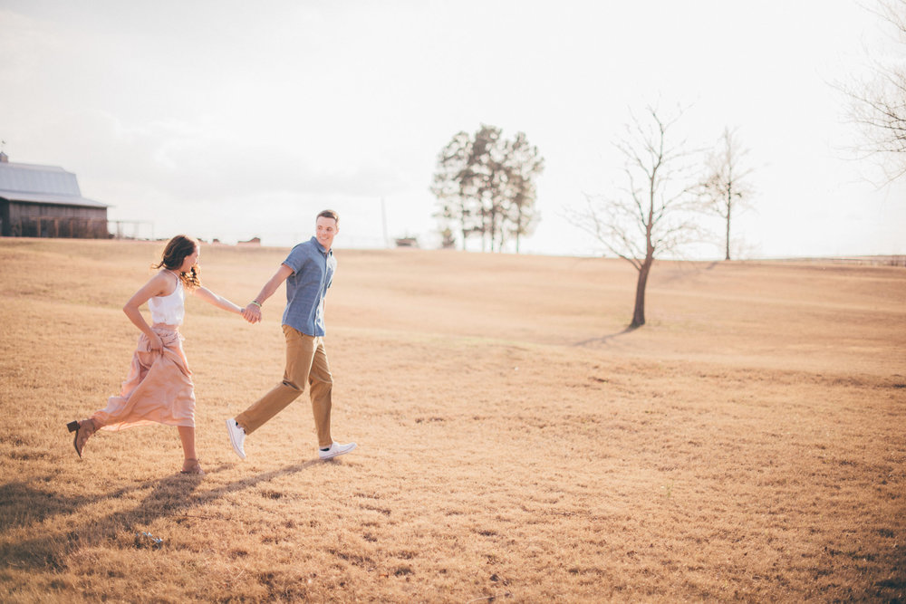 Shawnee Oklahoma Engagement Session