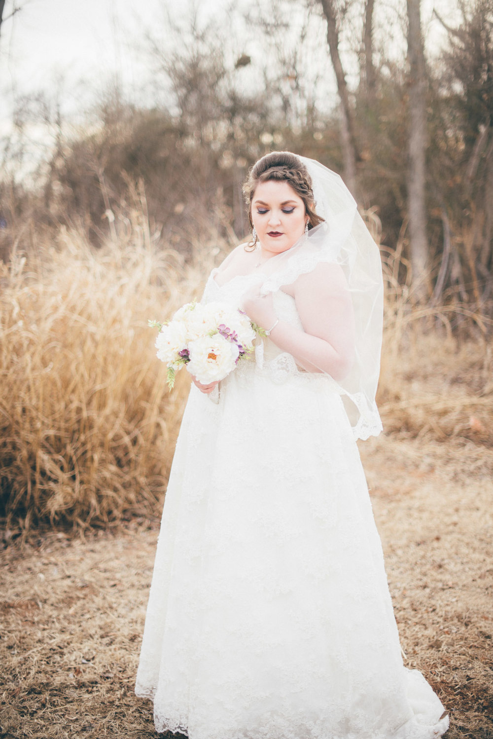Winter Wedding Moore Oklahoma
