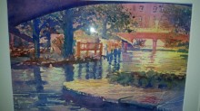 """Riverview"" by Patti Coslor Reserve: $100"