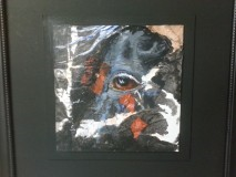 """Eye of the Horse"" by Tresa Haney Reserve: $75"