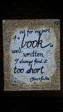 """Jane Austen"" by Lisa Hajda  Reserve: $20"