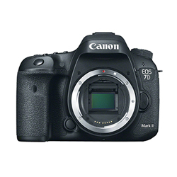 Canon 7D Mark II Buy now on Amazon | B&H