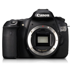 Canon 60D Buy now on Amazon | B&H