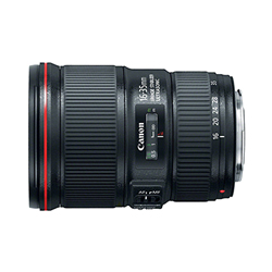 Canon 16-35 mm f/4 L IS    Buy now  on  Amazon  |  B&H