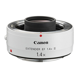 Canon 1.4x TC    Buy now  on  Amazon  |  B&H