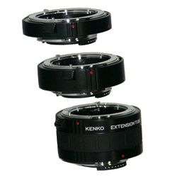 Kenko Extension Tube Set Buy now on Amazon | B&H