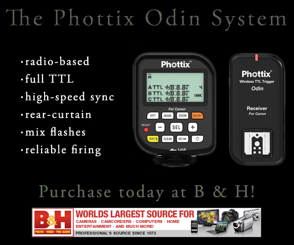 Phottix Odin