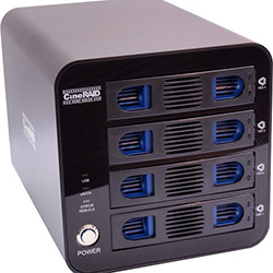 CineRaid Drive Array Buy now on Amazon | B&H