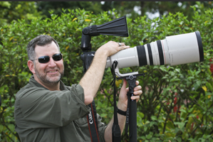 When not knocking people out (he's a cardiac anesthesiologist by day), Doug Brown is a BBC prizewinning photographer best known for images of birds in flight. Doug is a moderator at BirdPhotographers.net in the Avian: Image Critique forum. You can see his photos in the smartphone application iBird. His work has been published in 'New Mexico Magazine,' 'Western Birds' and 'Aloft' and his photos are utilized extensively in 'A Field Guide to the Plants and Animals of the Middle Rio Grande Bosque' and the new book 'Raptors of New Mexico.' Doug enjoys leading photo tours in the US and to Costa Rica, his favorite international destination for bird photography.