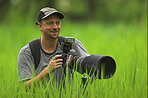 Greg Basco is a resident Costa Rican professional photographer and environmentalist who enjoys a working relationship with Canon. He is a BBC/Veolia Wildlife Photographer of the Year and Nature's Best Windland Smith Rice prizewinner, and his photos have been published by National Geographic, Outdoor Photographer, Newsweek, and other magazines and have been used in many books, public exhibits, calendars, and other projects. Greg's latest work is a coffee table book of artistic photos from the rainforest published by Cornell University Press. In addition to his own photography, Greg truly enjoys working with tour clients to help them improve their photography and capture great photos of their own in the challenging habitats of Costa Rica. Indeed, he liked it so much that a few years ago he founded Foto Verde Tours, Costa Rica's first and only travel company specializing in photographic tourism.
