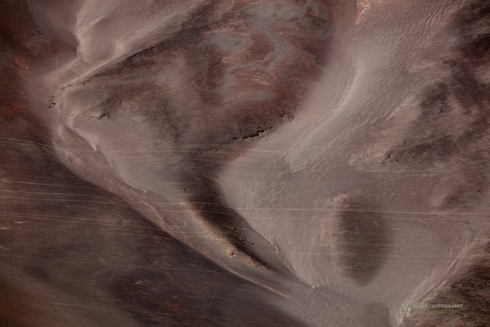 patterns in the Atacama Desert of Chile