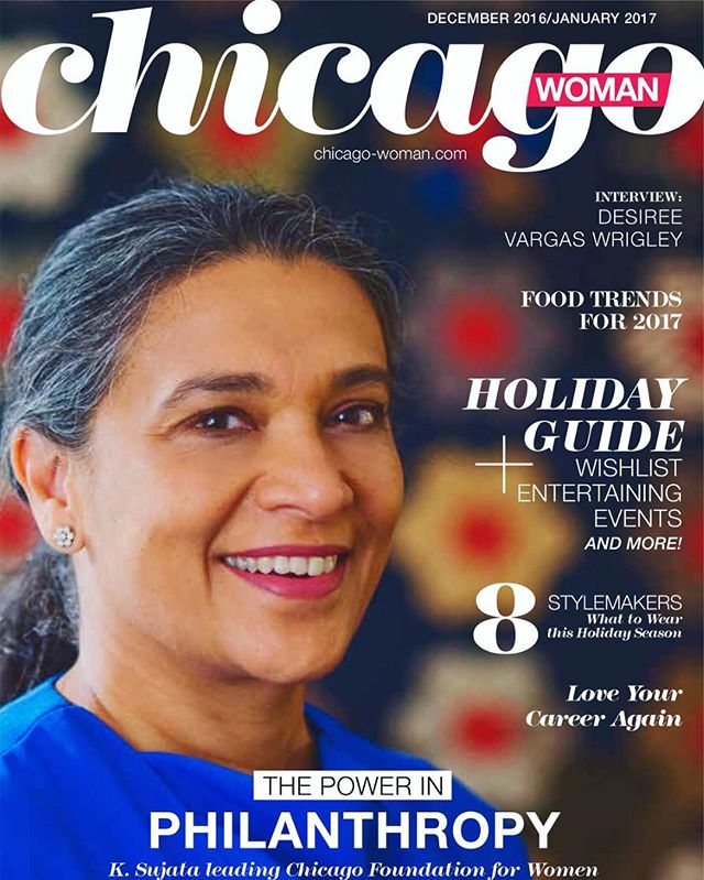 was a pleasure to photograph this months cover of #chicsgowoman make sure to grab a free copy if you are in Chicago.