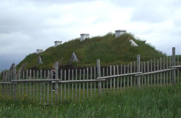 L'Anse aux Meadows, 11th-century Norse settlement in Newfoundland