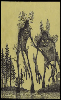 Forest Beasts