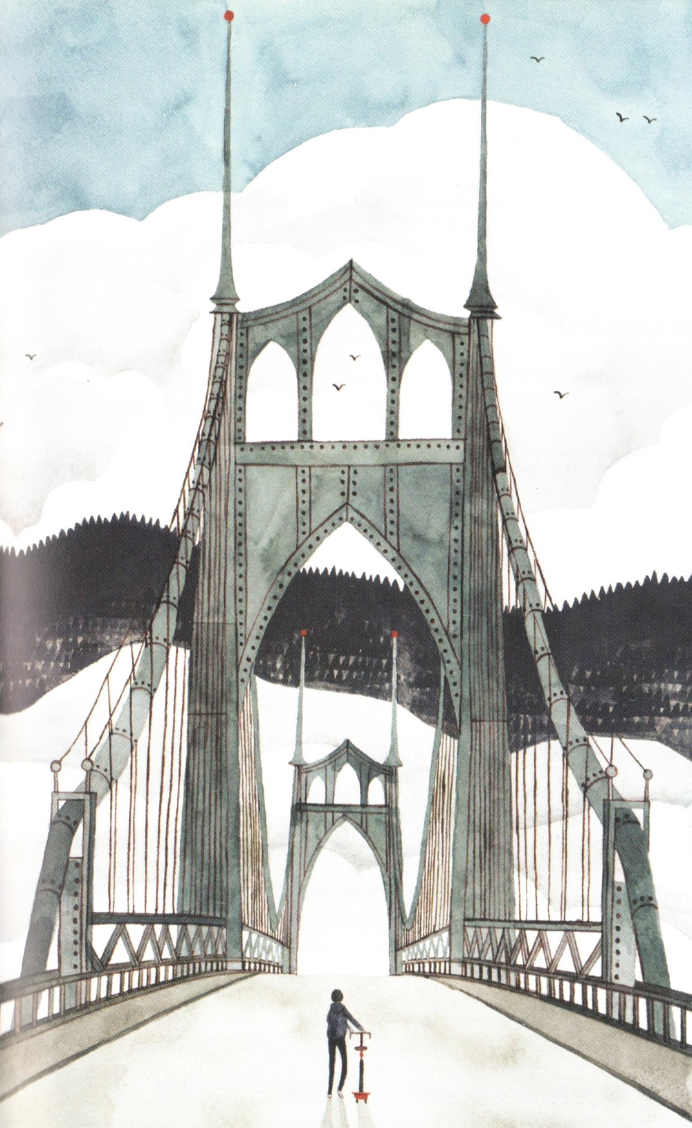 Crossing the Ghost Bridge
