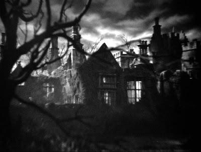 Hitchcock's Manderley