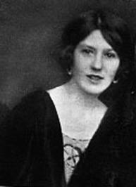 Author Hope Mirrlees
