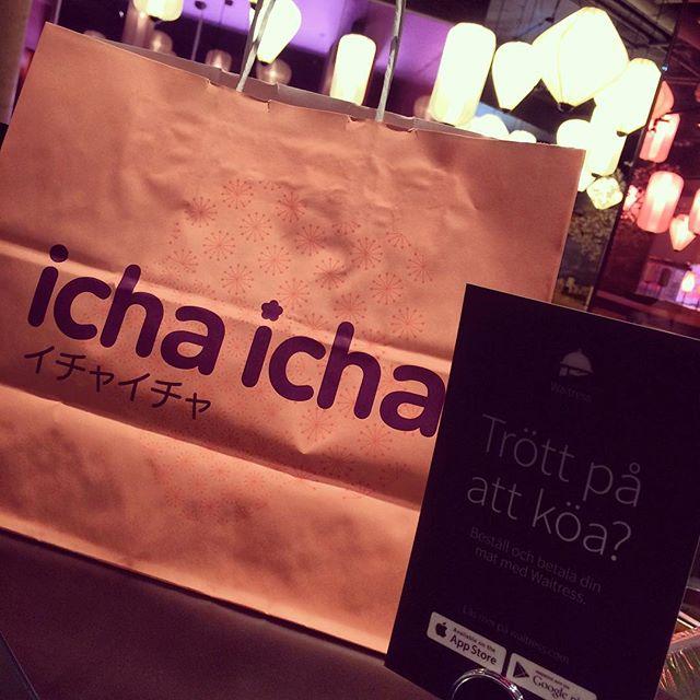 Nu kan du beställa genom Waitress på samtliga icha icha😃 Beställ och betala i appen, och hämta på plats några minuter senare. Mer tid till annat, helt enkelt 😃👌🏻💕 Använder några av er Waitress redan idag? #waitress #ichaicha @waitress_app @moodstockholm #ichaichamallofscandinavia #mallofscandinavia @mallofscandinavia #ichaicha #furiouslyfresh #healthykitchen #lovenatural #ichaichamood #ichaichakista #eatclean #cleaneating #restaurant #stockholm #moodstockholm #Kistagalleria #asianfusion #lowcarb #lchf #restaurangstockholm #fitspo #inspiration #kista @kistagalleria @moodstockholm #veg #goodchoices #inspiration #motivation #healthylifestyle