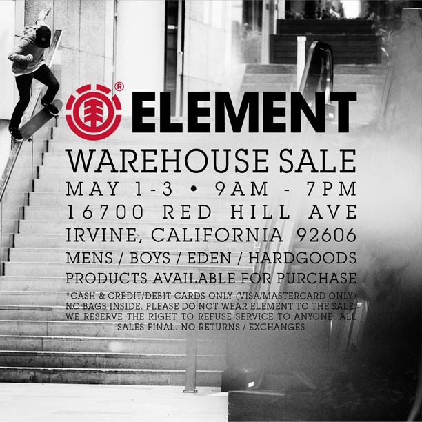 element-warehouse-sale-irvine-2015