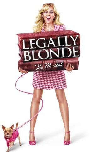 legally blonde tour.JPG