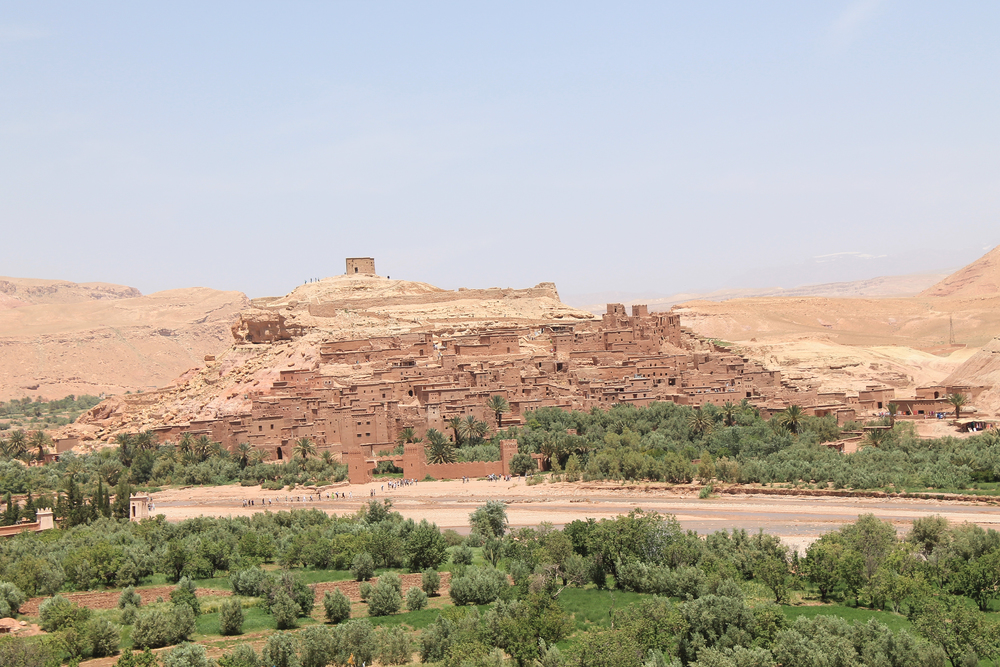 Alto Atlas | Ait Ben Addou-  declarado Património Mundial da UNESCOem 1987