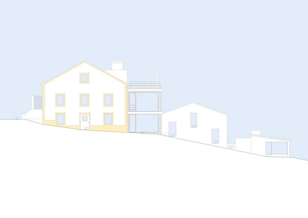 Quinta Eira Velha - Casa Campo - Aldeia Mato - Castelo Bode - Abrantes - Paulo Miguez Arquitectos 4.jpg