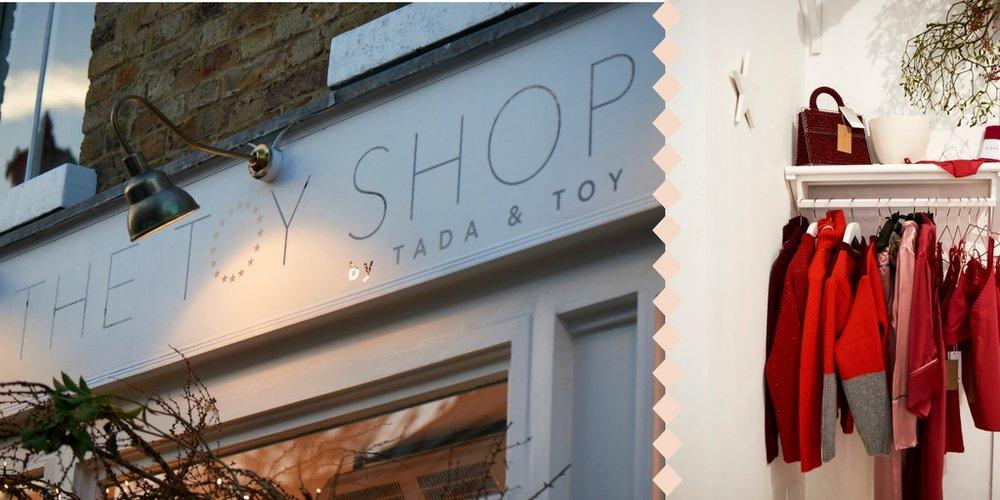 Tada & Toy Pop Up Shop