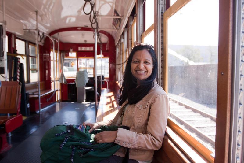 NOLA trolley 2013