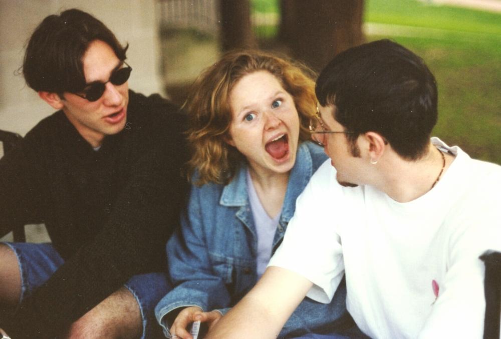 May, 1996 at OU