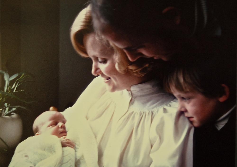 Family photo, 1976