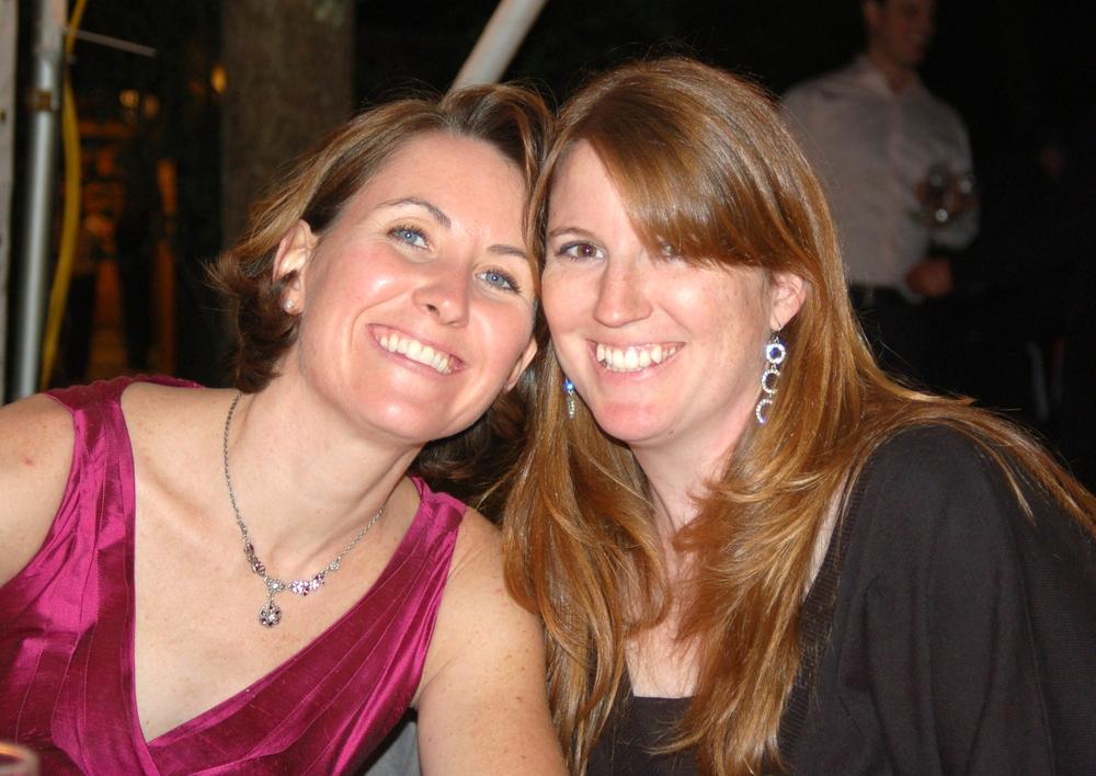 at Mo's wedding. 2008