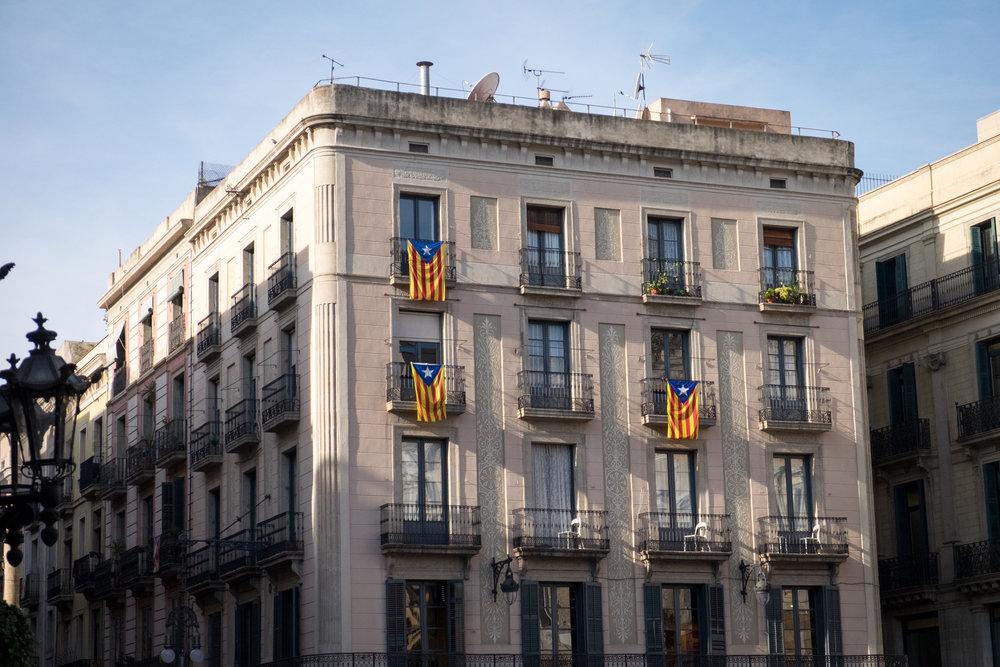 Next up - Barcelona, Spain