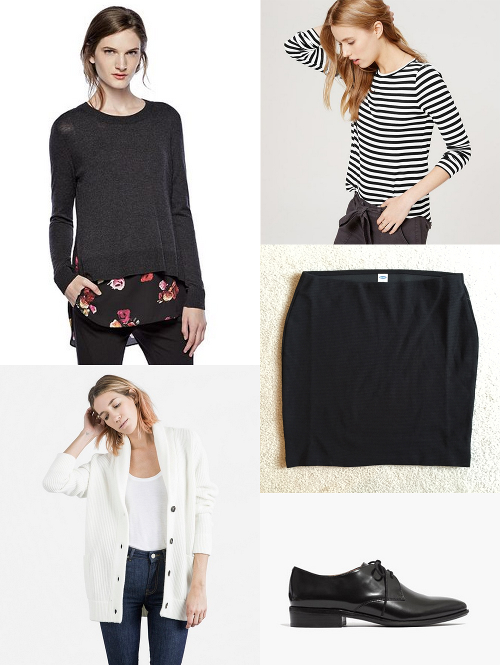 October wardrobe additions -- Cotton Cashmere Cat Hair
