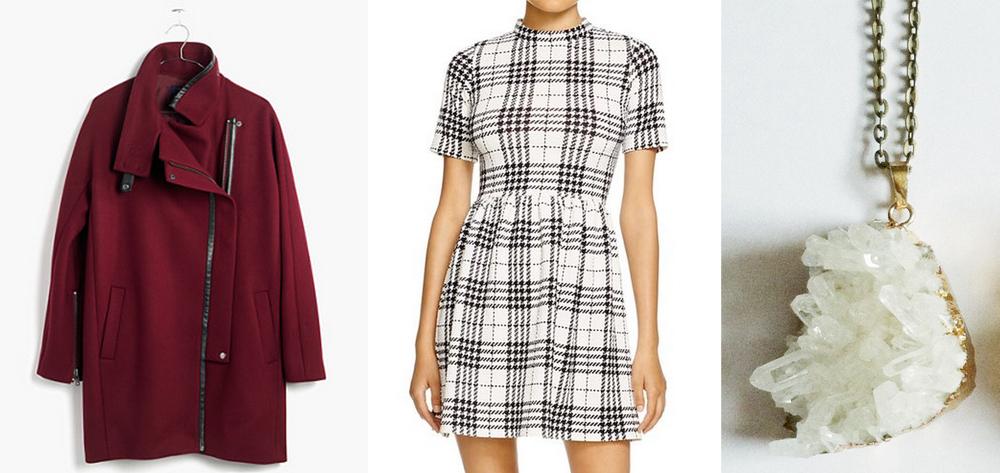November wardrobe additions — Cotton Cashmere Cat Hair