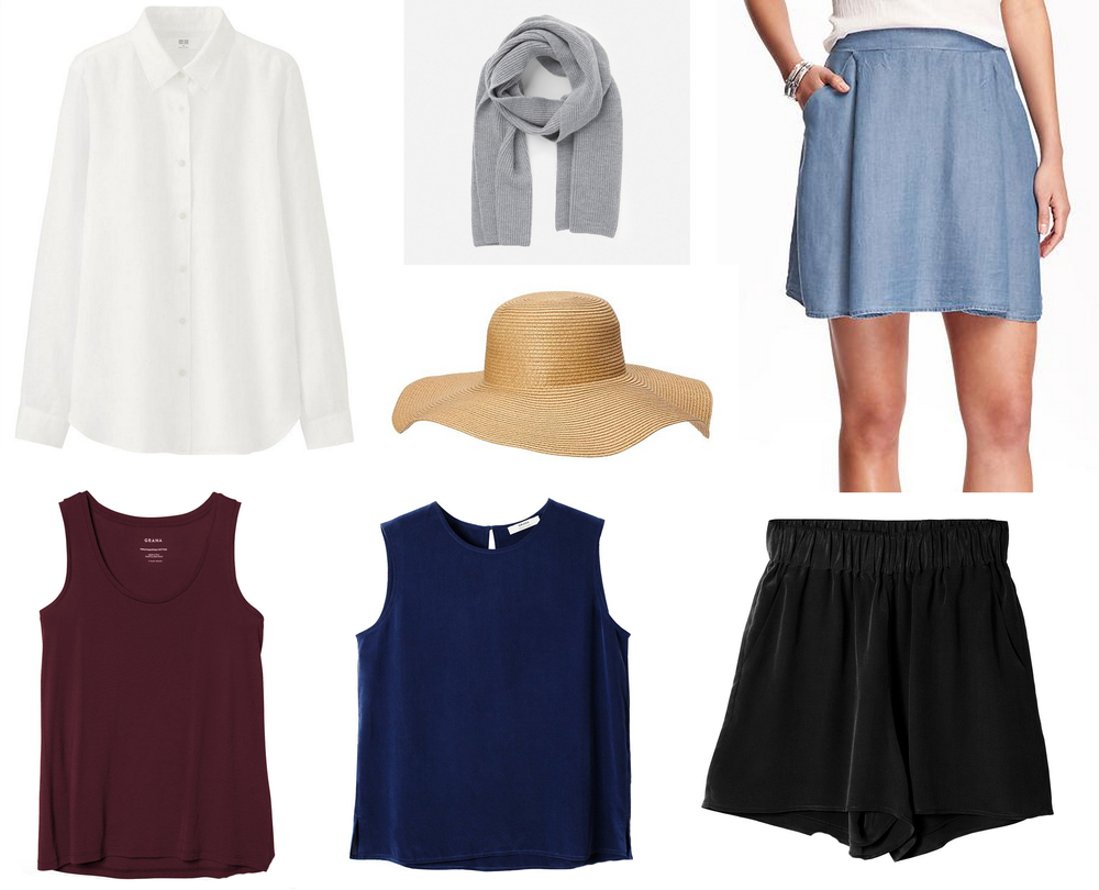 May wardrobe additions — Cotton Cashmere Cat Hair