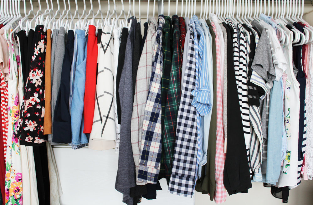 Closet inventory, 3rd edition — Cotton Cashmere Cat Hair
