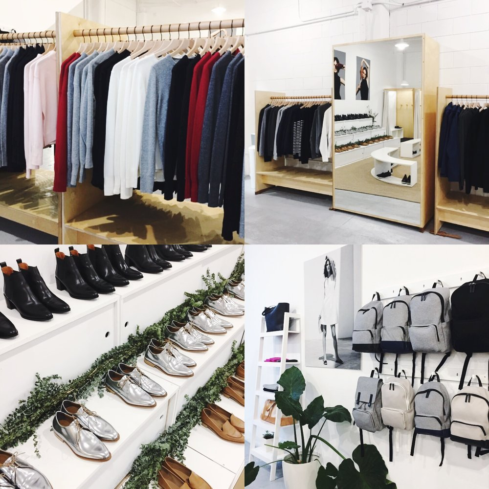 Everlane Lab, San Francisco, CA — via Cotton Cashmere Cat Hair