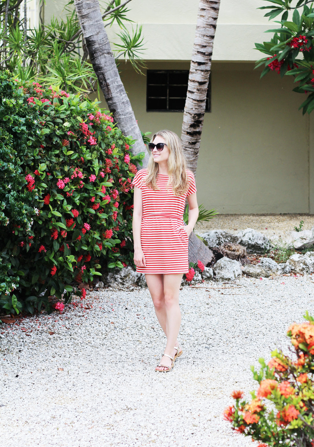 What to wear in the Florida Keys in July — Cotton Cashmere Cat Hair