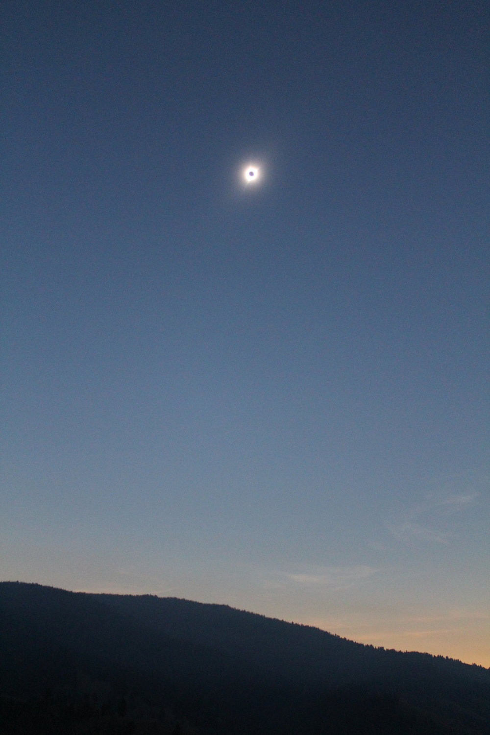 Total solar eclipse (unedited)